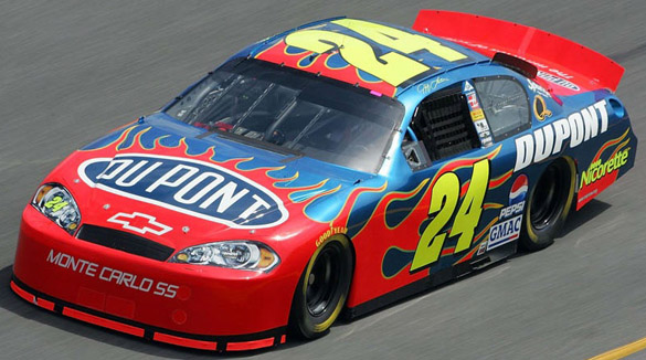jeff gordon foto. Matthew Gordon